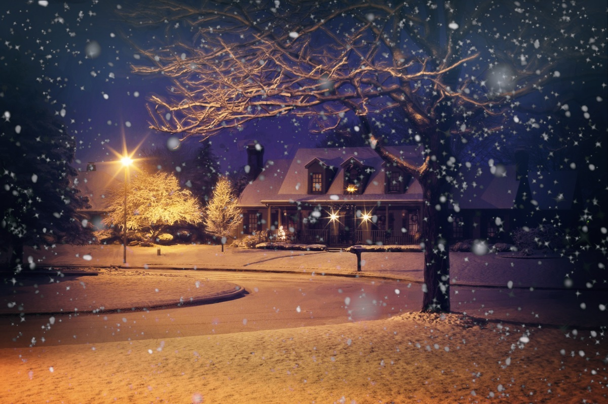 Three good reasons to market your property in Winter