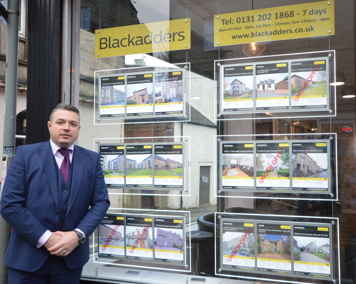 The signs for the Edinburgh Property Market are looking good in 2018